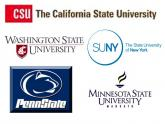 USA Higher Education System - State University Systems