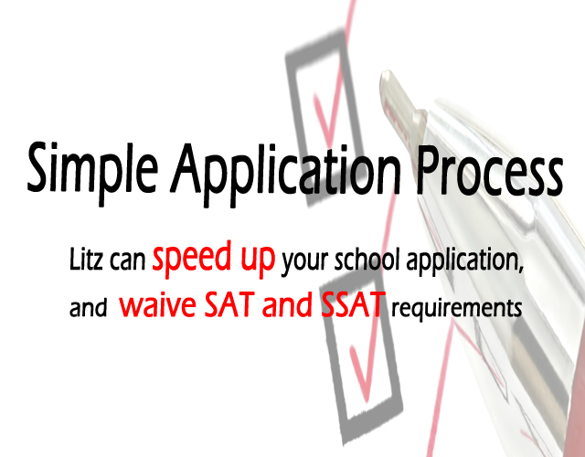 Simple Application Process