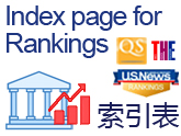 搜頁 (Index page) - 按類別排名索引表 (Tables of Individual Rankings)