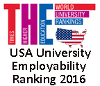 2016 Top US Universities for Graduate Employability (Times Higher Education)