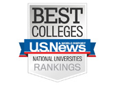 US News & World Report - National Universities ranking 年度美國新聞美國大學排名 2020